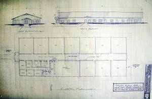 Blueprint for the proposed Charlton Heston Academy